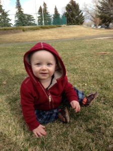 Viren at the park April 21, 2013