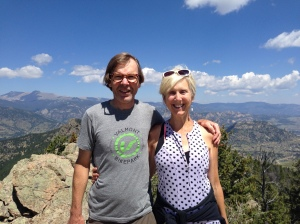 Rocky Mountain High: Celebrating Our Anniversary, Rocky Mountain National Park, August 2014