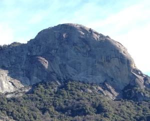Moro Rock: Sequoia National Park, January 31, 2015