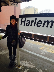 Helen in Harlem: February 21, 2015