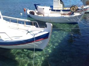 Avlemonas (fishing village): Kythera, Greece, May 2015