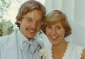 Wedding Day: August 6, 1977