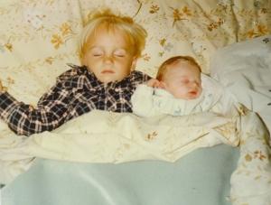 Our boys: Autumn 1982