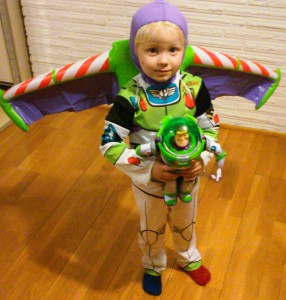 Viren as Buzz: October 2015