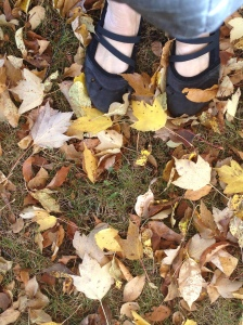 My own two feet: October 2015